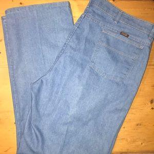Wrangler Jeans 44x32 Light Denim